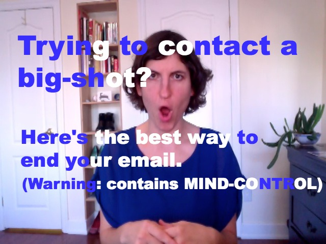 My BIGGEST Client Secret: The Best Way To Sign Off An Email (VIDEO)