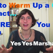 How to Warm Up a Cold Contact BEFORE You Email Them (VIDEO)