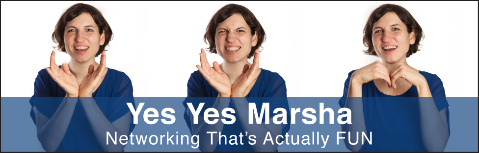 How To Get Anybody To Talk To You - Yes Yes Marsha