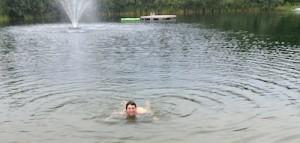 1 swim