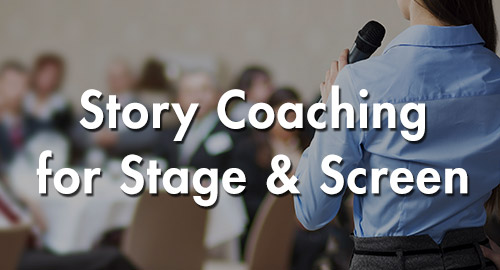 Story Coaching for Stage and Screen