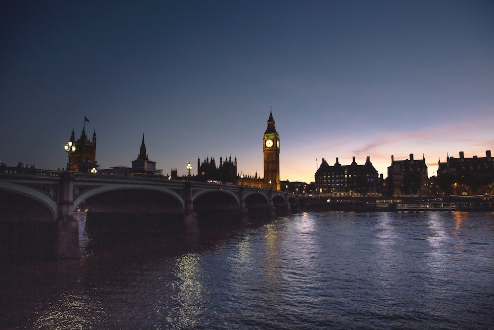 Landscape London