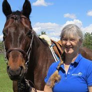 Anne Gage, Riding Coach/Horse Trainer