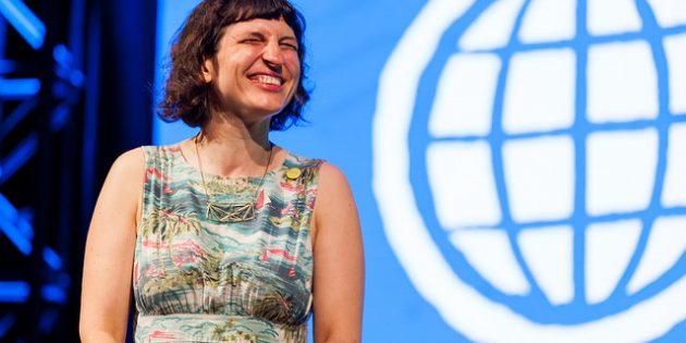 Marsha at WDS 2017