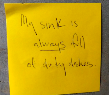 Sticky Note of I Don't Have My iSht Together Either tread