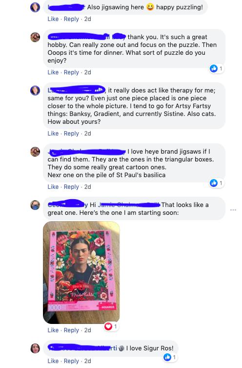 Screenshot-people's messages