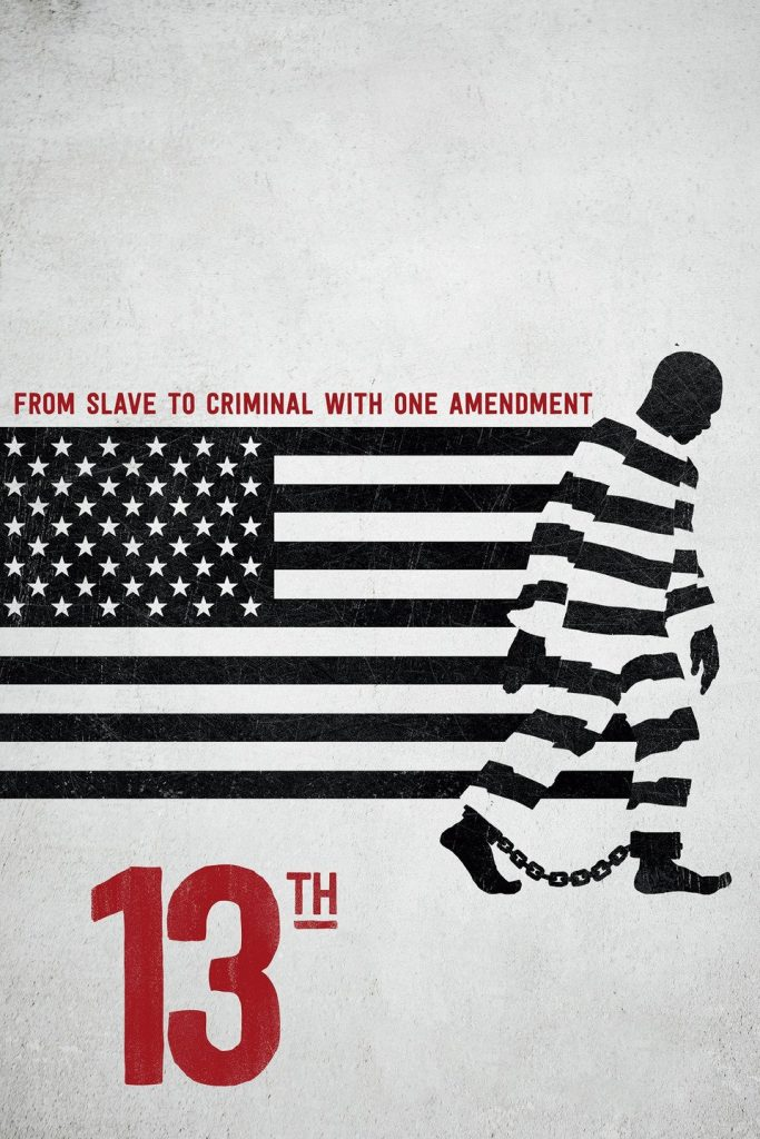 Cover of the movie Ava DuVernay's 13th