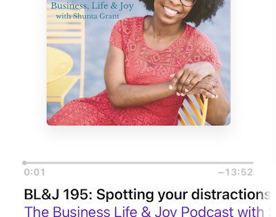 woman sitting on a chair and smiling-cover of the podcast Business-Life-and-Joy
